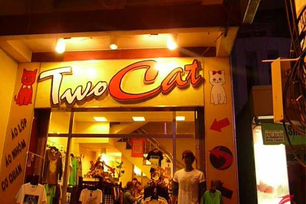 mẫu biển hiệu shop thời trang