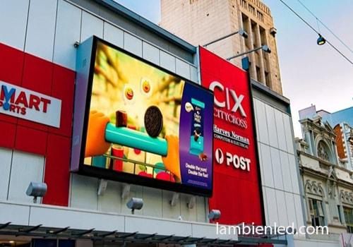 màn hình đèn led quảng cáo