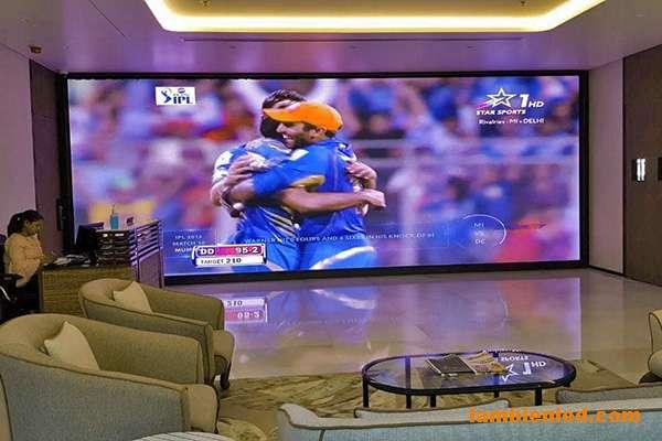 màn hình led phòng họp trong nhà