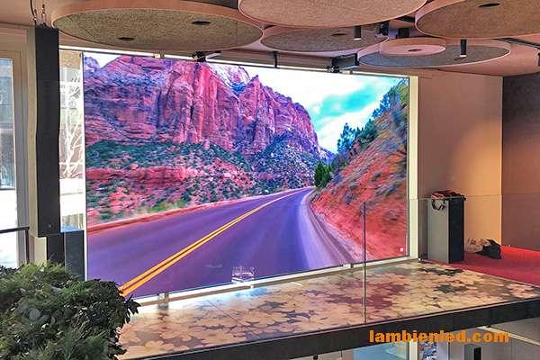 màn hình led trong nhà giá rẻ