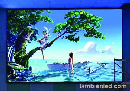 màn hình led trong nhà