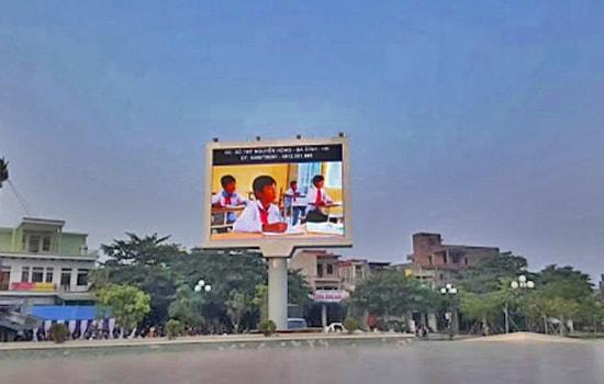 màn hình led quảng cáo 4