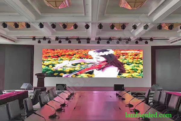màn hình led khách sạn