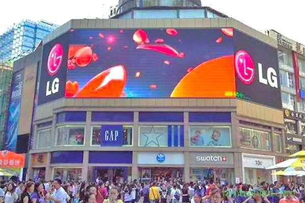 màn hình led trung tâm thương mại